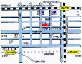 東大阪市高井田中1-5-3 TEL06-6785-3325